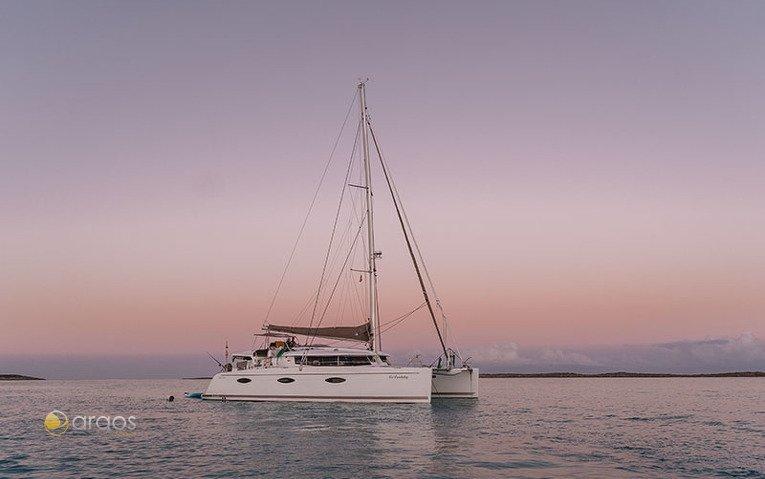 Exumas Dream Premium auf Lagoon 620
