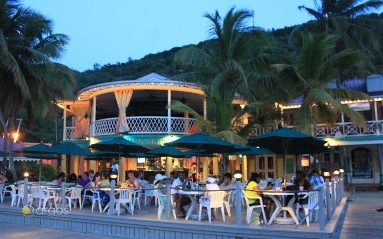 Pusser's in Soper's Hole Marina - Westend Tortola