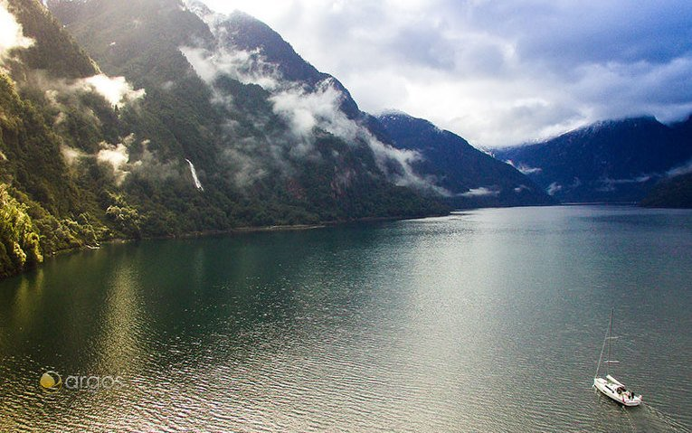 Patagonische Fjorden