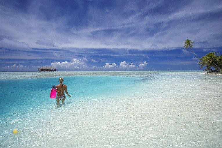 Honeymoon Villa - Malediven