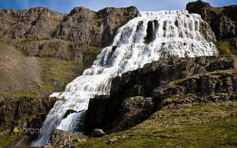Dynjandi Wasserfälle