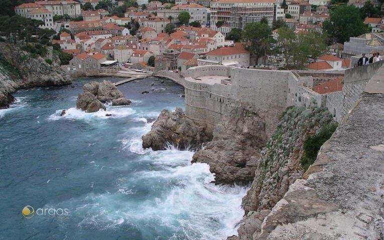 Dubrovnik / Stadtmauer