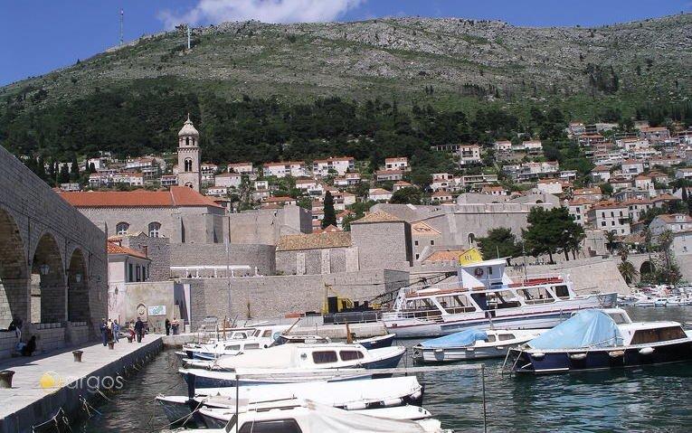 Dubrovnik / Alter Hafen