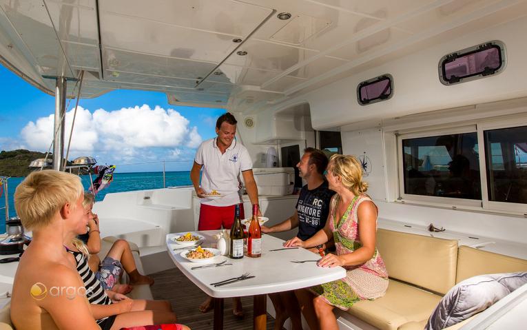 Exzellenter Service wird von Navigare Yachting garantiert