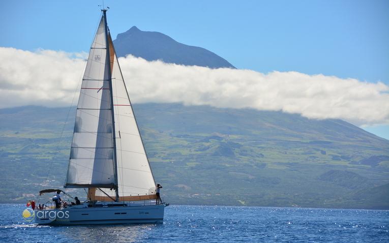 Unterwegs mit den Charteryachten von Sail Azores