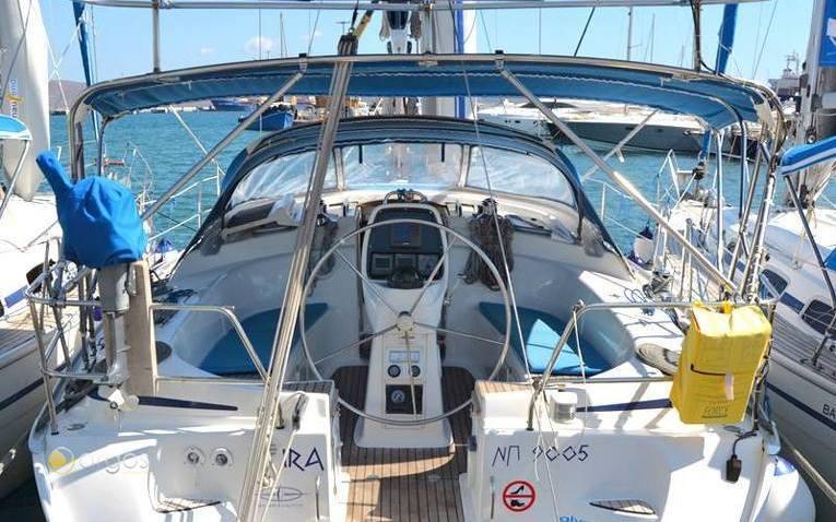 Charteryacht Bavaria 39 Cruiser von Olympic Yachting