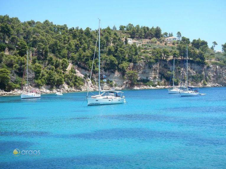 Traumhaftes Segelrevier Griechenland