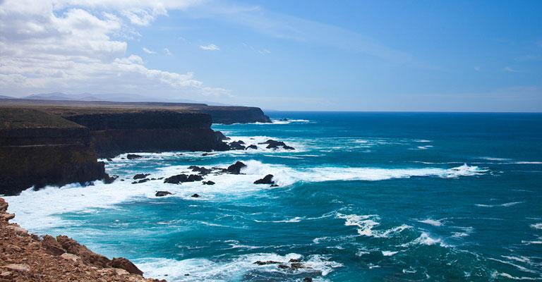 Westküste von Fuerteventura © Tamara Kulikova