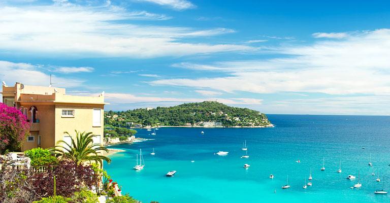 französischer Riviera © LiliGraphie
