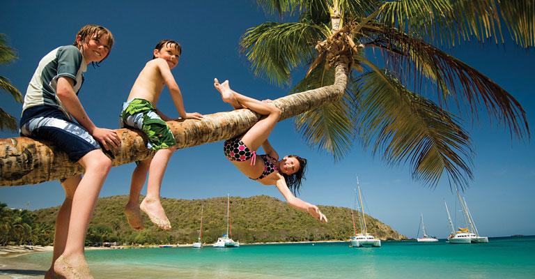 Spaß im Segelurlaub © Sunsail