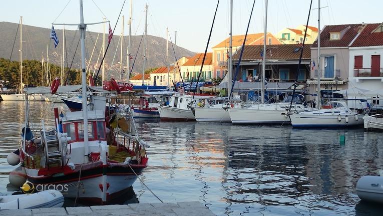 Fiscardo  auf Kephalonia