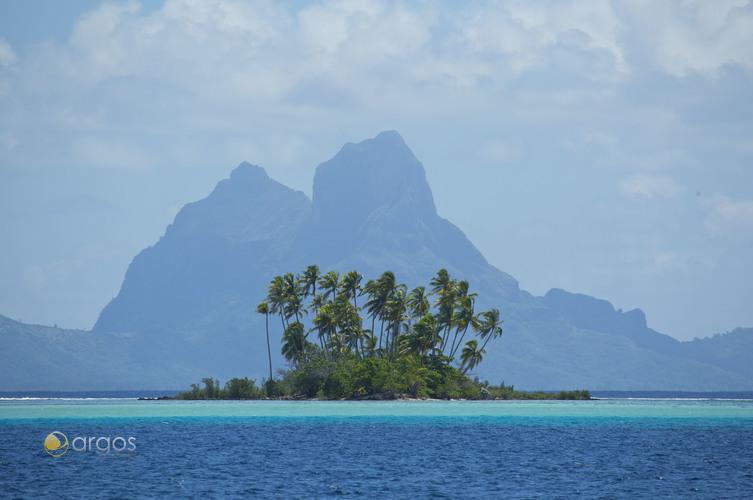 Erkundung der Lagune von Tahaa