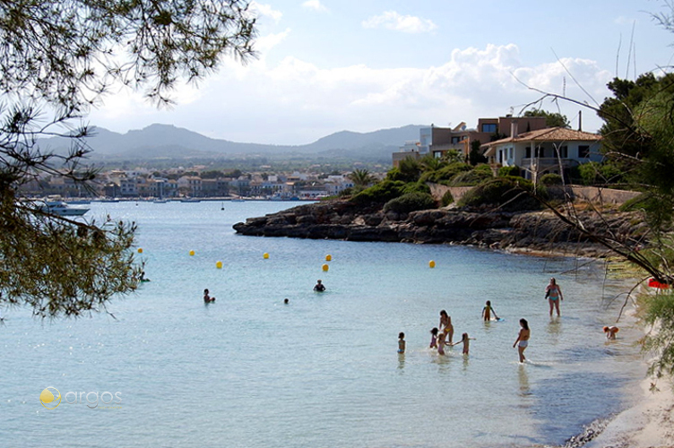 Cala Porte, Insel Menorca
