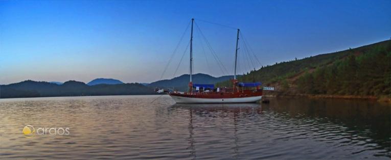 Sehir Adalari - Ingiliz Limani