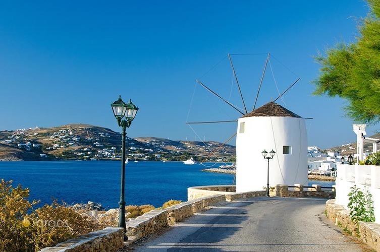 Parikoia / Insel Paros