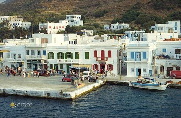Katapolo / Insel Amorgos
