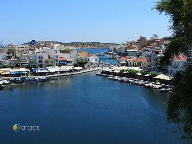 Aghios Nikolaos / Insel Aghios Nikolaos / Insel Kreta