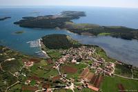 Bucht von Krnica (oder Pomer)