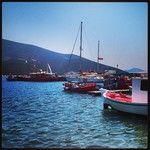 Insel Trikeri - Basis in Volos