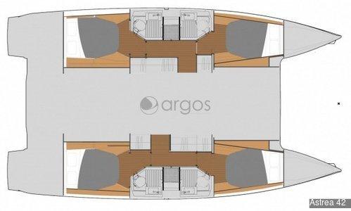 1 Astrea 42  Verfügbar in Griechenland, Kroatien und Italien.