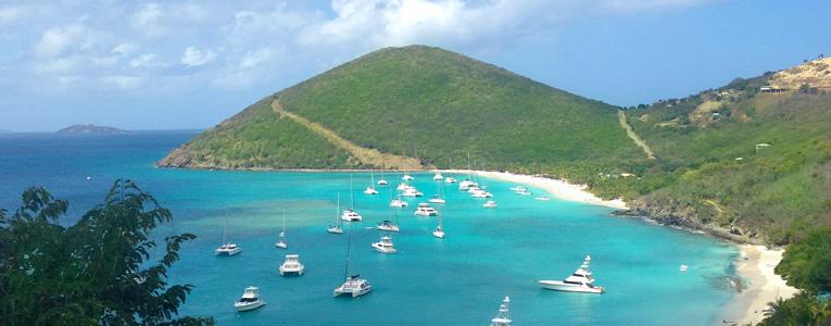 British Virgin Islands - Whitebay
