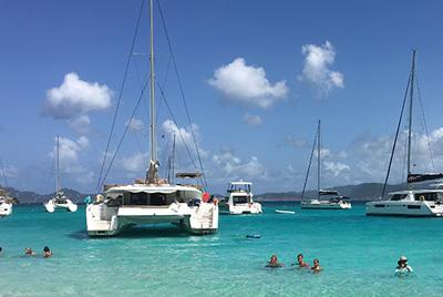British Virgin Islands - White Bay