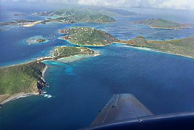 British Virgin Islands - Yachtcharter
